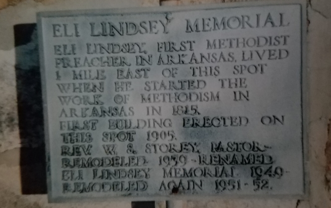 Eli Lindsey Memorial Methodist Church, Jessup